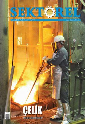 Sektörel - Çelik - Temmuz 2019