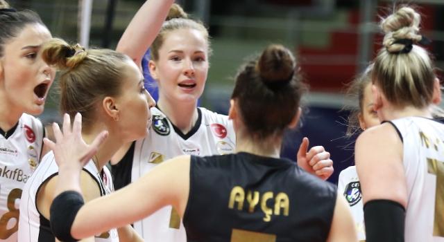 VakıfBank, Kupa Voley'de finalde