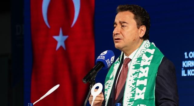 ALİ BABACAN'DAN ERDOĞAN'A DIŞ POLİTİKA ELEŞTİRİSİ