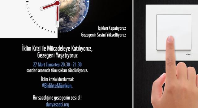 Dünya Saati'nin 9 yıldır sponsoru Panasonic Life Solutions Türkiye