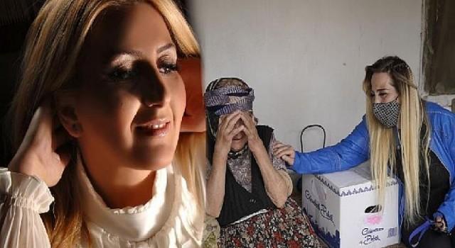 Ayça Peri, şarkısının geliriyle aileleri sevindirdi