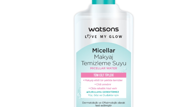 Watsons Micellar Makyaj Temizleme Suyu