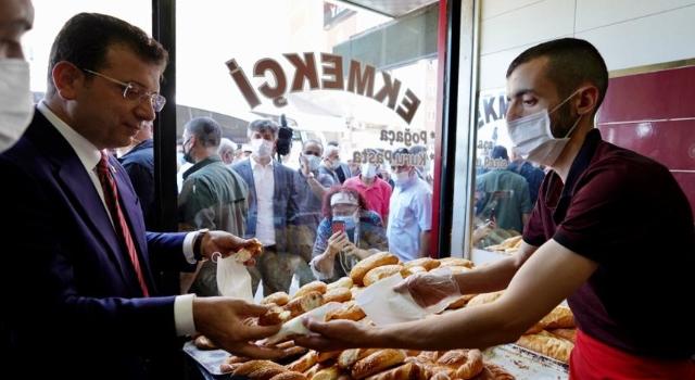 """İMAMOĞLU, MALATYA'DA KONUŞTU: """"İSTANBUL'U 16 MİLYON İNSANIN İRADESİ YÖNETİYOR ARTIK"""""""