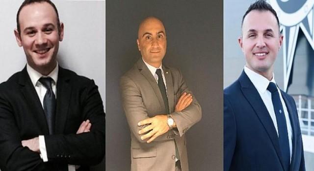 Address Istanbul'a üç yeni atama