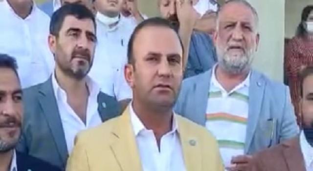 Başkan Mehmet Fedai Çakmaklı, Şanlıurfa'da çiftçiler çok mağdur!