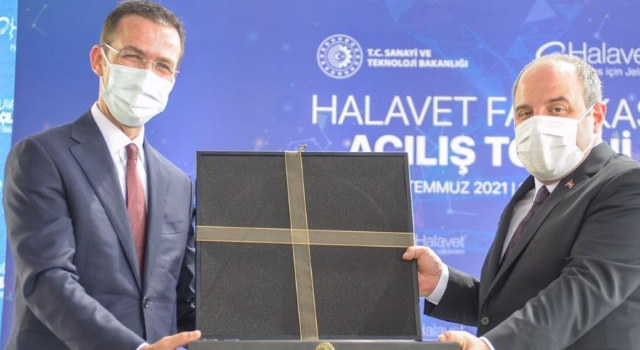 İskefe Holding, Bolu Gerede'de Avrupa'nın en büyük jelatin fabrikasını açtı