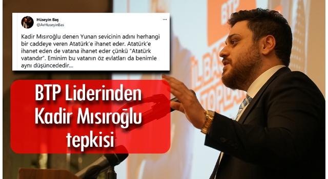 """Atatürk'e İhanet Eden Vatana Da İhanet Eder"""