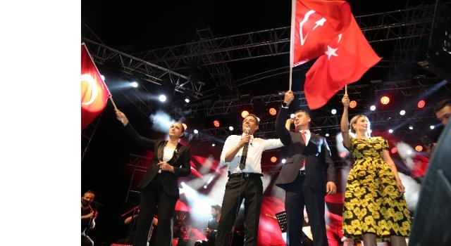 Gölbaşı Belediyesi Sünnet Şenlikleri'nde Mustafa Yıldızdoğan Sahne Aldı…