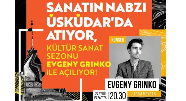 İSTANBUL'DA KÜLTÜR VE SANATIN KALBİ BU YIL DA ÜSKÜDAR'DA ATACAK