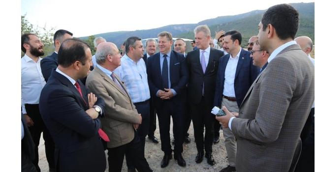 Türkiye'nin en modern mobilya sektör kümelenmesi sanayi alanı Ege'de kuruluyor