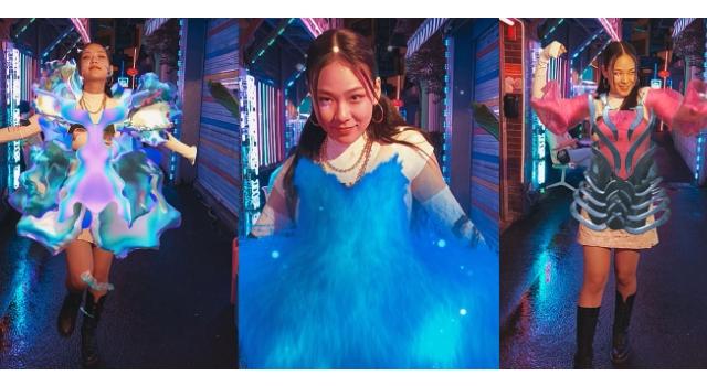 Samsung'un Eğlence Modu, yeni AR filtreleriyle dijital moda dünyasının kapılarını aralıyor