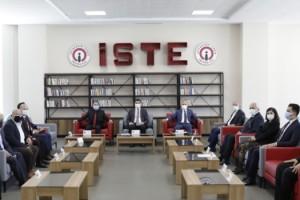İskenderun Mesleki Eğitim Merkezi Proje Toplantısı Yapıldı