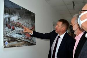 İTSO'dan MMKMetalurji Ceosu Kvasov'a Nezaket ziyareti