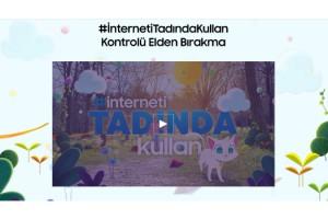 Samsung ve TOÇEV'den ebeveynlere çocuklarını internette korumak için rehber:
