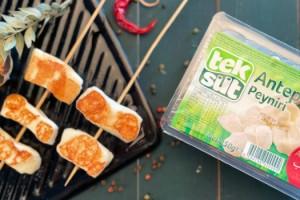 Teksüt, yöresel peynir lezzetlerine bir yenisini daha ekledi
