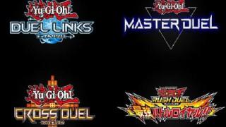 Konami üç yeni dijital Yu-Gi-Oh! oyunu duyurdu