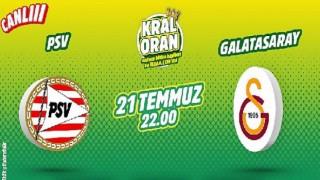 PSV-Galatasaray maçına özel oranlar iddaa bayileri ve iddaa.com'da