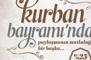 PTT'DEN KURBAN BAYRAMI'NA ÖZEL KARGO İNDİRİMİ