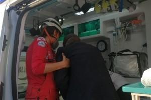 AKUT, Akdeniz yangınlarında 184 insanın ve yüzlerce hayvanın kurtarılmasına destek oldu