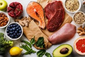 Cildinizi dengeli beslenerek destekleyin