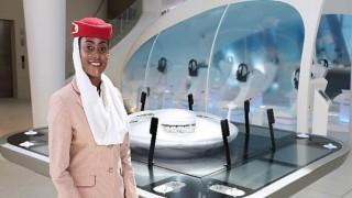 Expo 2020 Dubai'de Emirates Fuar Pavyonu, artık ziyaretçilerini ağırlamaya hazır!