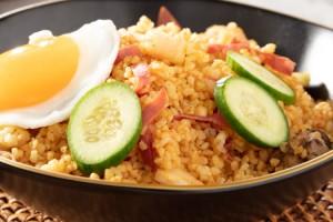 Surinam mutfağından 'Nasi Goreng' Duru Bulgur farkıyla mutfaklarınızda