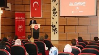 Tarımda Eğitim Seferberliği; Kız Kardeşim Projesi İzmir'de
